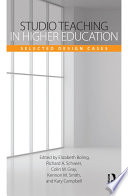 Studio Teaching in Higher Education