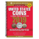 2019 Official Red Book of United States Coins   Large Print Edition  The Official Red Book  Large Print