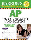 Advanced Placement United States Government and Politics Tips On Essay Writing And Includes Two Full Length