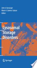 Lysosomal Storage Disorders book