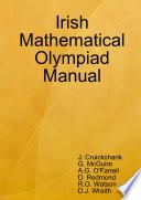Irish Mathematical Olympiad Manual