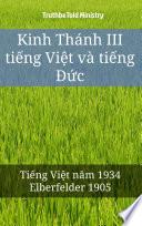 Kinh Thánh III tiếng Việt và tiếng Đức
