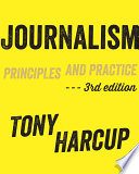 Ebook Journalism Epub Tony Harcup Apps Read Mobile
