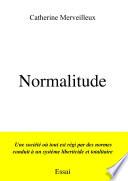 Normalitude