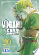 couverture Vinland Saga - tome 20
