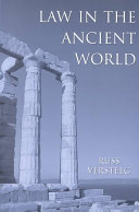 Law in the Ancient World