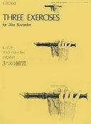 3 Exercises