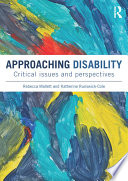Approaching Disability