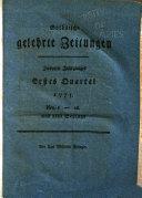 Gothaische gelehrte zeitungen auf das jahr 1774-1804 ...