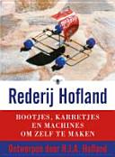 Rederij Hofland / druk 3