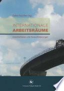 Internationale Arbeitsräume