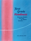 First Grade Readiness