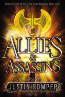 Allies & Assassins : brother, prince anders, is murdered. he...
