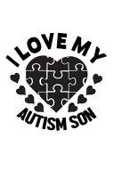 I Love My Autism Son