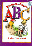Winnie-The-Pooh's ABC Sticker Storybook These High Quality Full Color Wonderfully Interactive Sticker