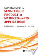 An Introduction to Semi Tensor Product of Matrices and Its Applications