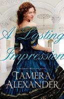 download ebook a lasting impression (a belmont mansion novel book #1) pdf epub