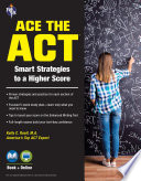 ACE the ACT   Book   Online