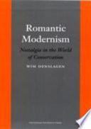 Romantic Modernism