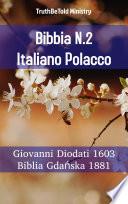 Bibbia N 2 Italiano Polacco