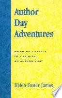 Author Day Adventures