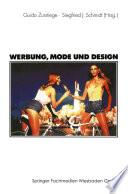 Werbung, Mode und Design