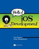 Hello  IOS Development