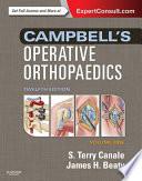 Campbell S Operative Orthopaedics book