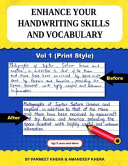 Enhance Your Handwriting Skills And Vocabulary