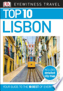 DK Eyewitness Top 10 Travel Guide Lisbon