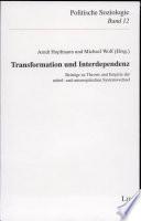 Transformation und Interdependenz