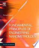 Fundamental Principles Of Engineering Nanometrology