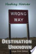 Destination Unknown  LP