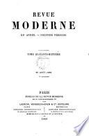Revue moderne