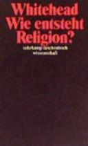 Wie entsteht Religion