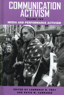 Communication Activism  Media and performance activism