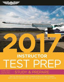 Instructor Test Prep 2017