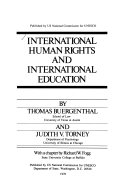 International human rights and international education