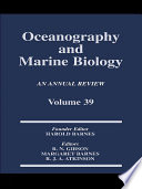 Oceanography And Marine Biology An Annual Review Volume 39