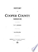 History of Cooper County  Missouri