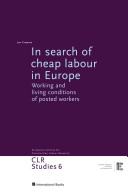 In Search of Cheap Labour in Europe