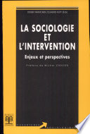 La sociologie et l'intervention