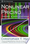 Nonlinear Pricing : pricing, this book demonstrates that stock prices are...