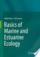 Basics of Marine and Estuarine Ecology