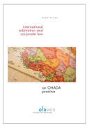 International Arbitration And Corporate Law