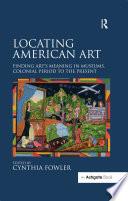 Locating American Art