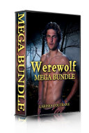 Werewolf Mega Bundle 1 ON SALE  Nine BBW Paranormal Erotic Romance Stories