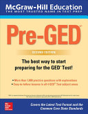 McGraw-Hill Education Pre-GED, Second Edition