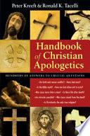 Handbook of Christian Apologetics