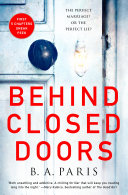 Behind Closed Doors 5 Chapter Sampler